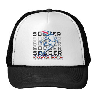 Costa Rica Copa America 2011 Trucker Hat