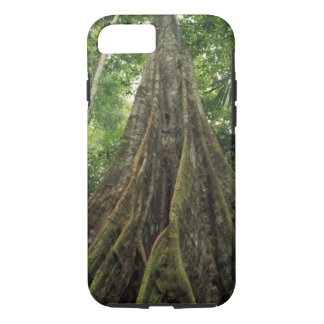 Costa Rica, Corcovado National Park, Buttressed iPhone 8/7 Case