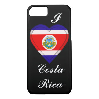 Costa Rica Cost Rican Flag iPhone 8/7 Case