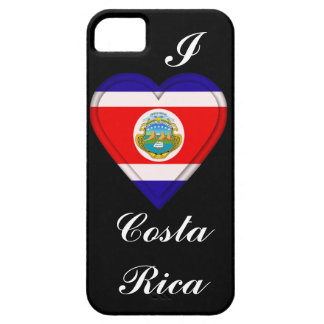 Costa Rica Cost Rican Flag iPhone SE/5/5s Case