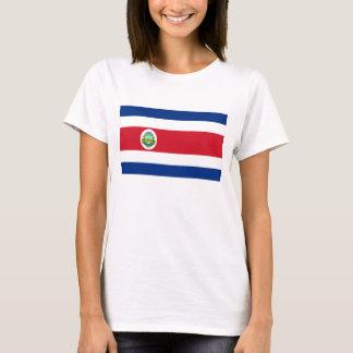 Costa Rica – Costa Rican National Flag T-Shirt