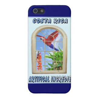 Costa Rica Cover For iPhone 5