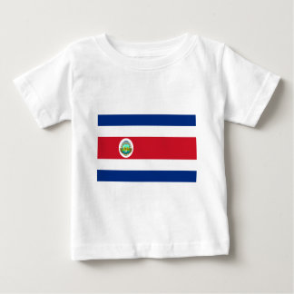 costa rica crest baby T-Shirt