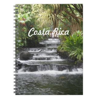 Costa Rica Cuaderno