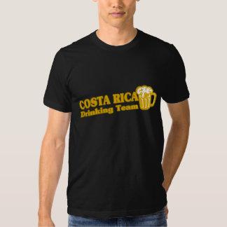 Costa Rica Drinking Team Shirt