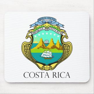 COSTA RICA - emblem/flag/coat of arms/symbol Mouse Pad