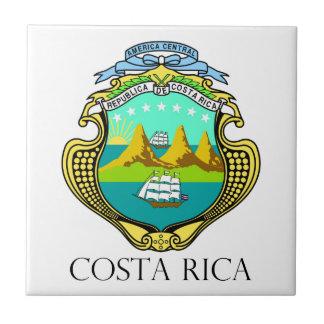 COSTA RICA - emblem/flag/coat of arms/symbol Tile