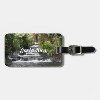 Costa Rica Etiquetas Maleta