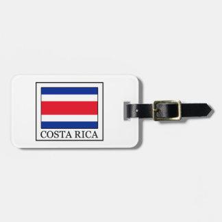 Costa Rica Etiquetas Para Equipaje