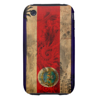 Costa Rica Flag iPhone 3 Tough Cover