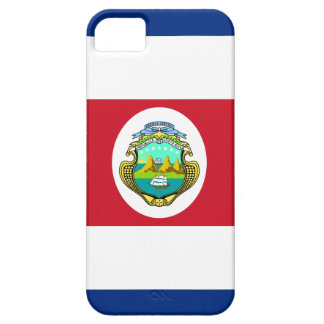 Costa Rica Flag iPhone SE/5/5s Case