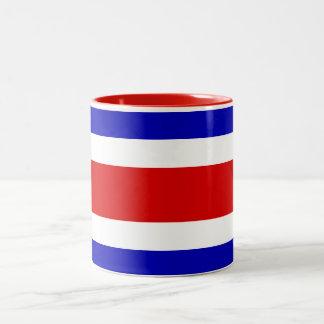 Costa Rica Flag Mug