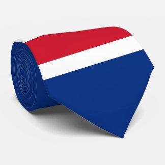 Costa Rica Flag Neck Tie