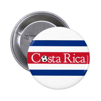 Costa Rica Football Button