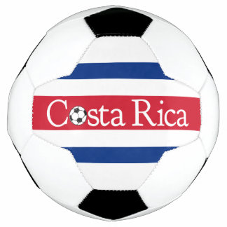 Costa Rica Football Soccer Soccer Ball