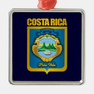"""""""Costa Rica Gold"""" Ornaments"""