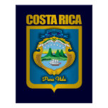 """""""Costa Rica Gold"""" Posters & Prints"""