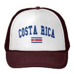 COSTA RICA GORROS BORDADOS