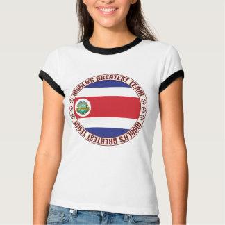 Costa Rica Greatest Team Shirts