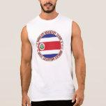 Costa Rica Greatest Team Sleeveless Shirts