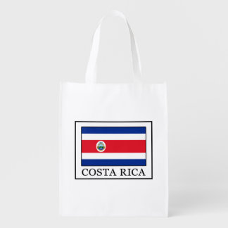 Costa Rica Grocery Bag