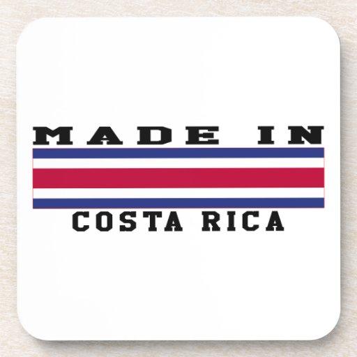 Costa Rica hizo en diseños Posavasos