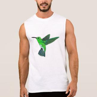 Costa Rica Hummingbird Sleeveless Shirt