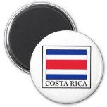 Costa Rica Imán Redondo 5 Cm