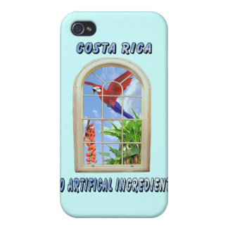 Costa Rica iPhone 4/4S Case
