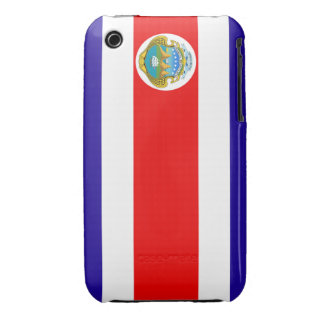 Costa Rica iPhone Case Case-Mate iPhone 3 Case