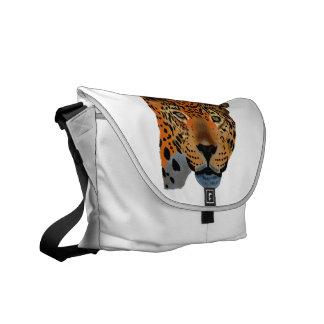 Costa Rica Jaguar Bolsas De Mensajería