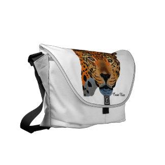 Costa Rica Jaguar Bolsa De Mensajería