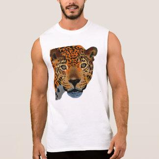 Costa Rica Jaguar Sleeveless Tees
