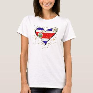 Costa Rica Love Soccer 2014 T-Shirt