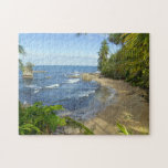 "Costa Rica, Manzanillo Wildlife Refuge Jigsaw Puzzle<br><div class=""desc"">Costa Rica,  Manzanillo Wildlife Refuge.</div>"