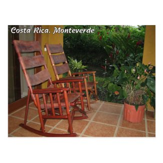 Costa Rica. Monteverde Postcards