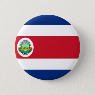 costa rica pinback button