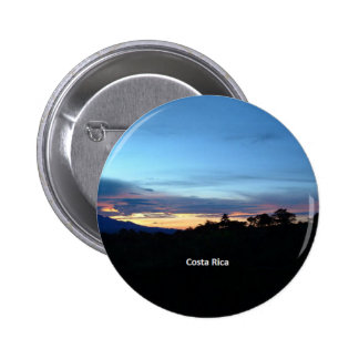 Costa Rica Pinback Buttons