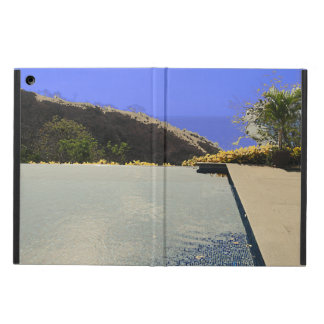 Costa Rica pool view HFPHOT26 IPad Air Case