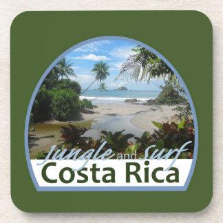 Costa Rica Posavasos De Bebida