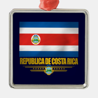 """Costa Rica Pride"" Ornaments"