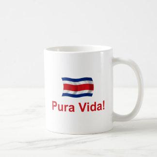 Costa Rica Pura Vida! Coffee Mug