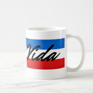 Costa Rica Pura Vida Flag Mug