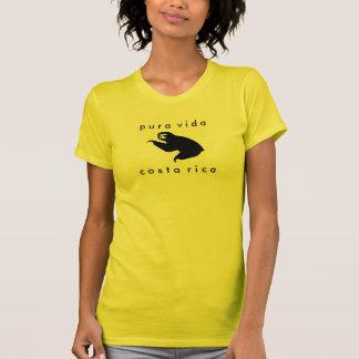 Costa Rica Pura Vida Sloth Tee Shirt