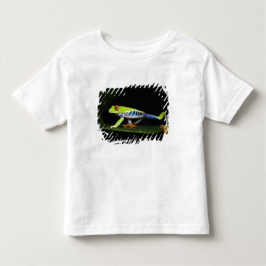 Costa Rica, Red-eyed Tree Frog (Agalychnis Toddler T-shirt