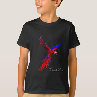 Costa Rica Red Macaw T-Shirt