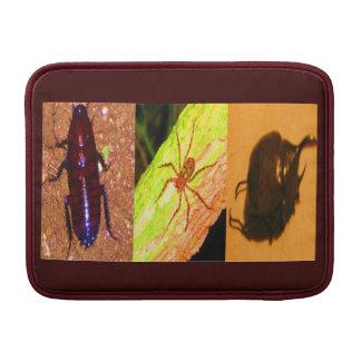 Costa Rica salvaje - arañas cucarachas e insectos Fundas Para Macbook Air