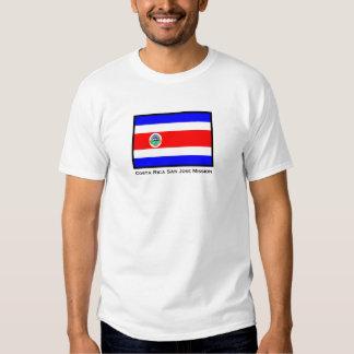 Costa Rica San Jose LDS Mission T-Shirt