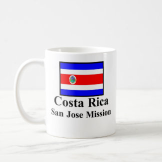 Costa Rica San Jose Mission Drinkware Coffee Mug