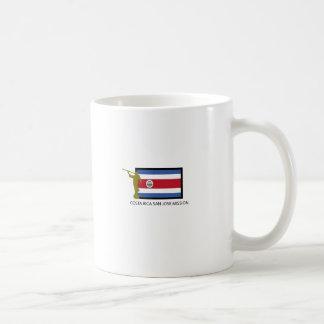 COSTA RICA SAN JOSE MISSION LDS CTR COFFEE MUG